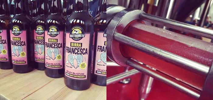 Birra di San Valentino Francesca