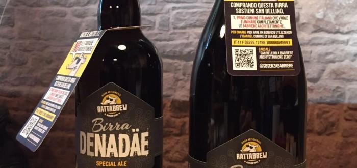 Birra artigianale birra di natale Rattabrew